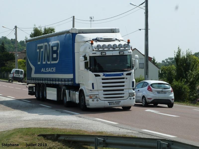 TNB Alsace (Transports Nicolas Baecker)(Weislingen, 67) Juill199