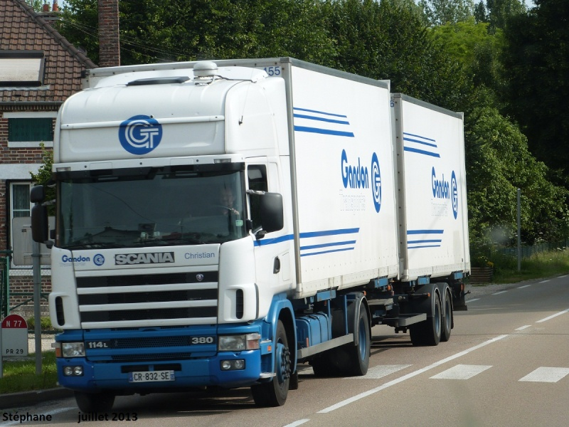 Gandon Transport  (Mayenne 53) - Page 2 Juille24