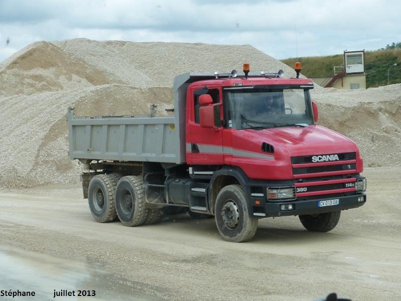 Scania série T (cabine a capot) - Page 8 Juille60