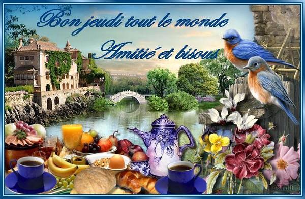 Bon Jeudi 4e9c6e10