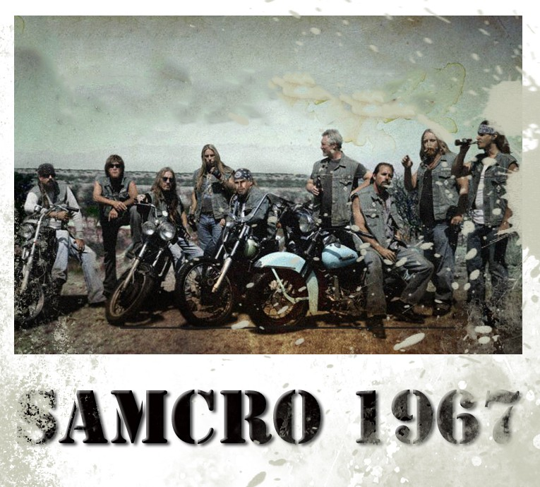 SONS OF ANARCHY SAMCRO 1967