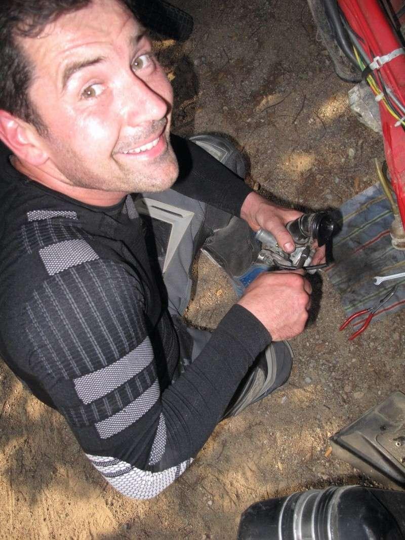 traversée des pyrennées en 125 xls, la preparation... - Page 7 Img_4111