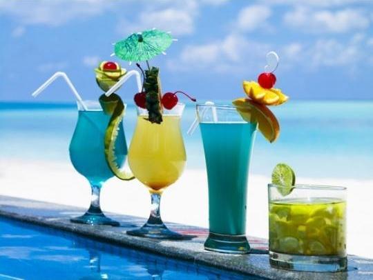 Bon Vendredi Drinks10