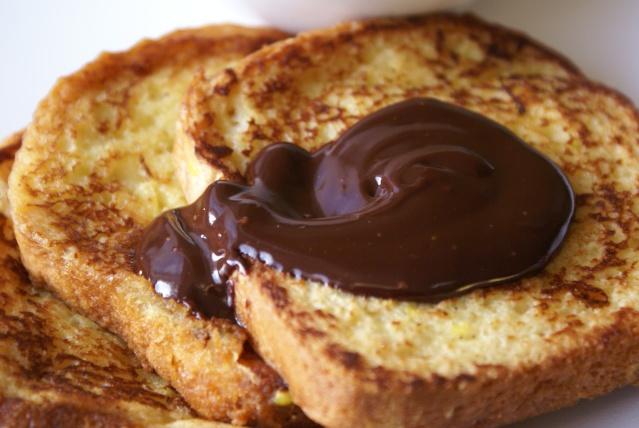 pain - Pain perdu au chocolat Dsc02111