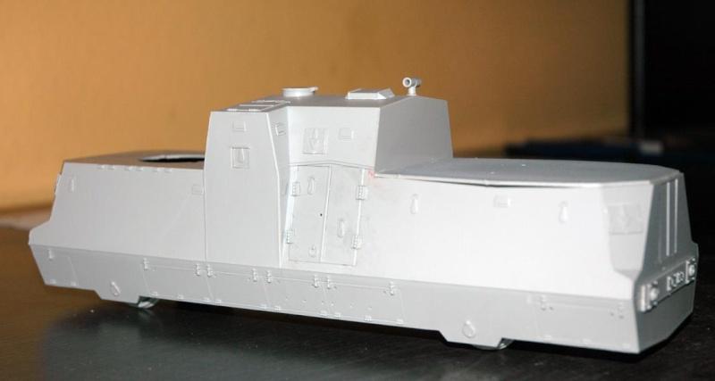 Langzeitprojekt Geschützzug BP42 in 1/35 K800_133