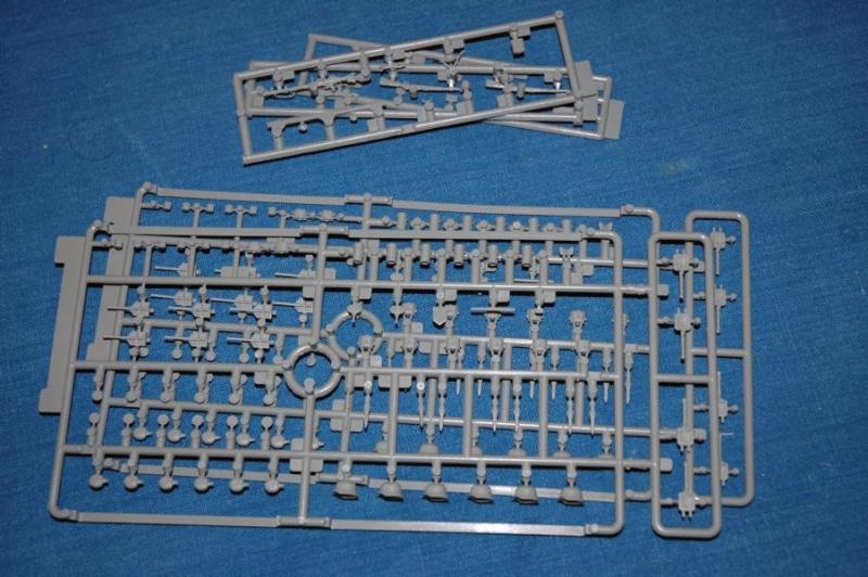 Langzeitprojekt Geschützzug BP42 in 1/35 K800_d42