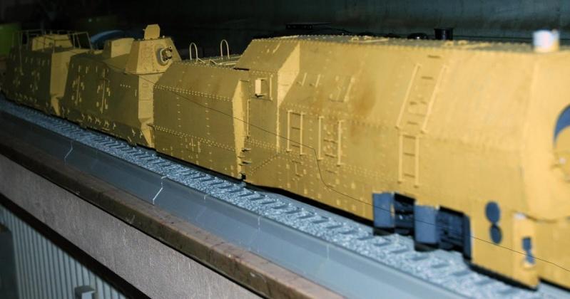 Langzeitprojekt Geschützzug BP42 in 1/35 K800_d48