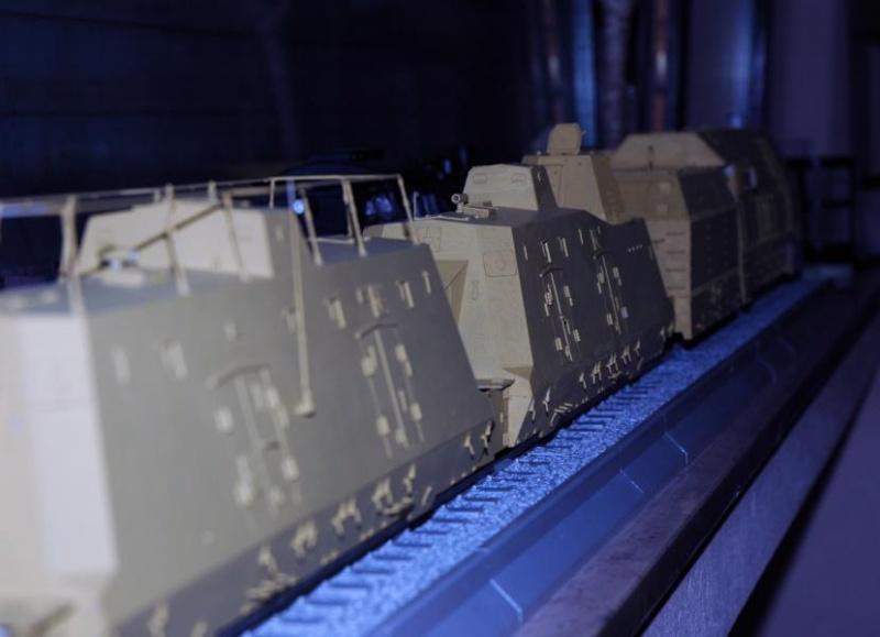Langzeitprojekt Geschützzug BP42 in 1/35 K800_d49