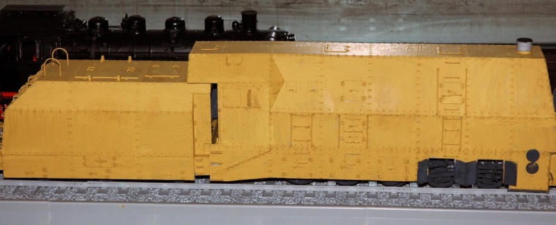 Langzeitprojekt Geschützzug BP42 in 1/35 K800_d50