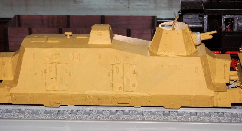 Langzeitprojekt Geschützzug BP42 in 1/35 K800_d51