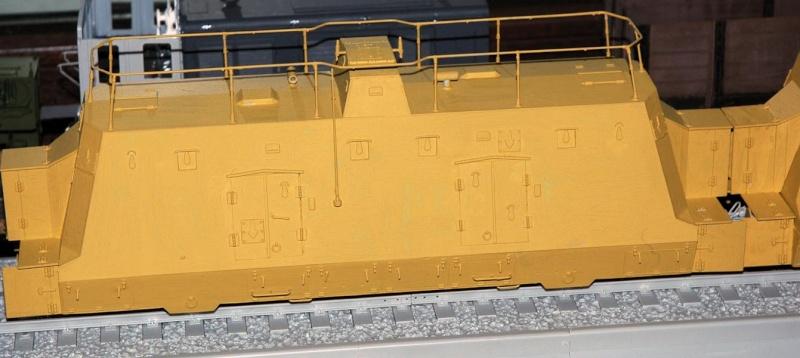 Langzeitprojekt Geschützzug BP42 in 1/35 K800_d52