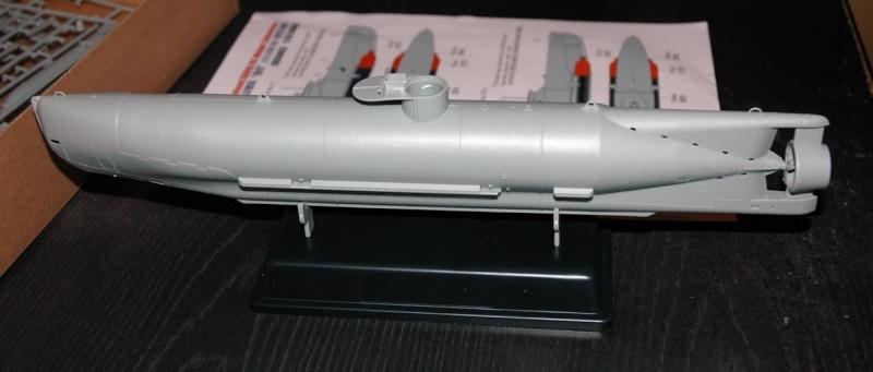 U Boot XXVII Seehund in 1/35 K800_d67