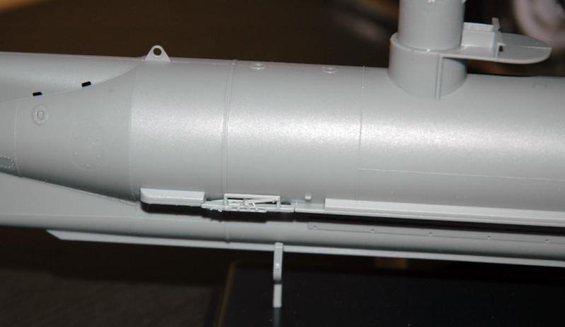 U Boot XXVII Seehund in 1/35 K800_d69