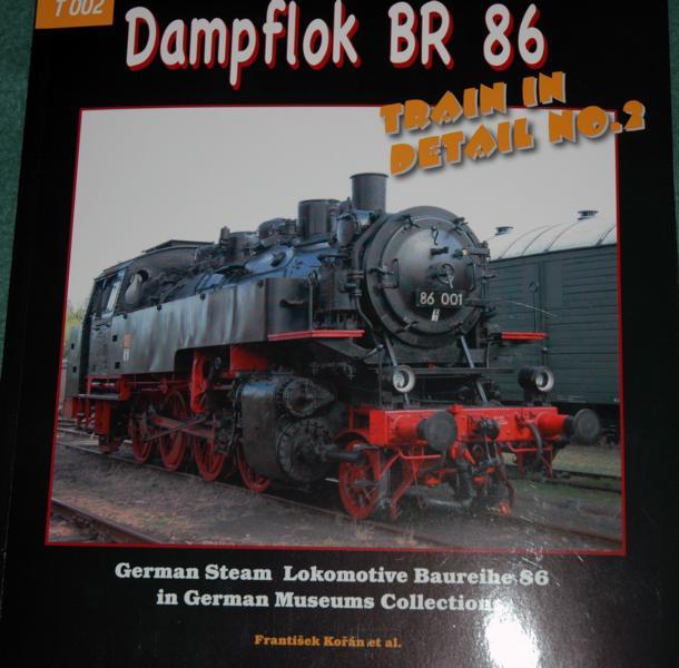 Buchtipp - Dampflok BR 86 K800_d92