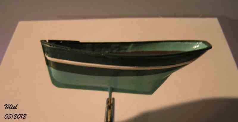 Le  CAP SIZUN en bateau moule  1711