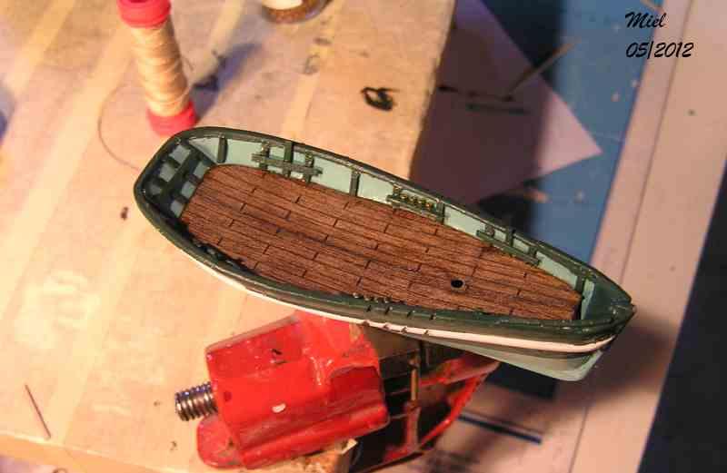 Le  CAP SIZUN en bateau moule  2211