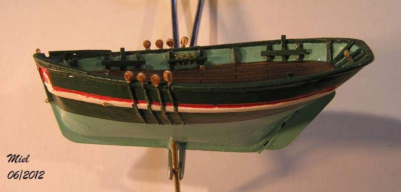 Le  CAP SIZUN en bateau moule  2511