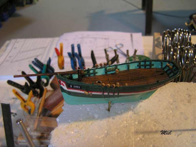 Le  CAP SIZUN en bateau moule  2711