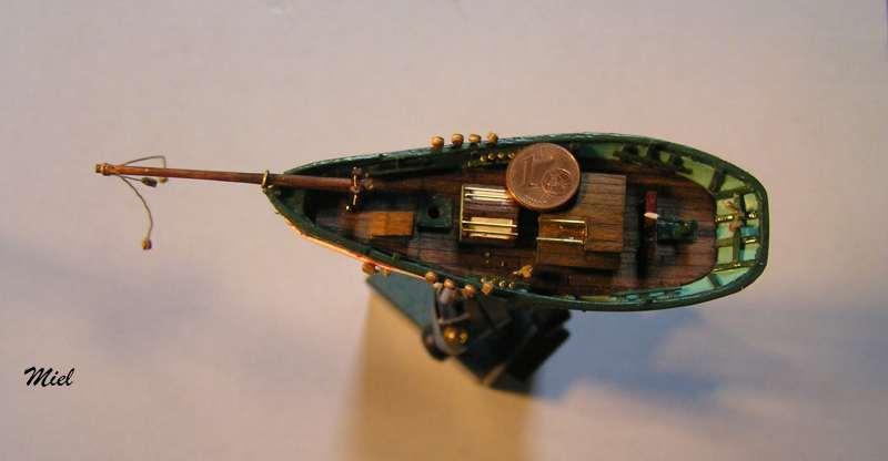 Le  CAP SIZUN en bateau moule  2911