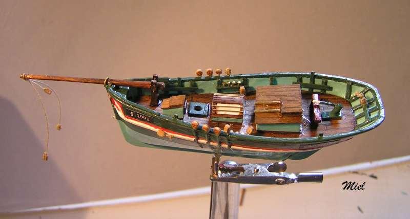 Le  CAP SIZUN en bateau moule  3011