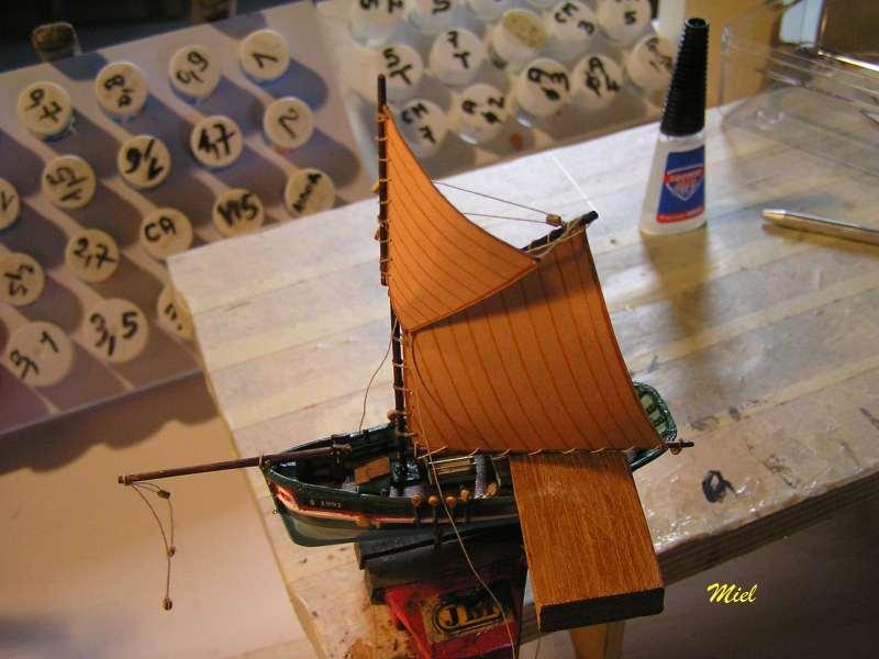 Le  CAP SIZUN en bateau moule  3111
