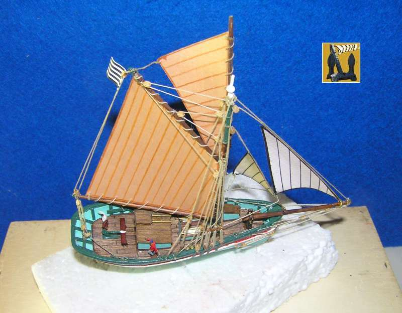 Le  CAP SIZUN en bateau moule  - Page 2 5411