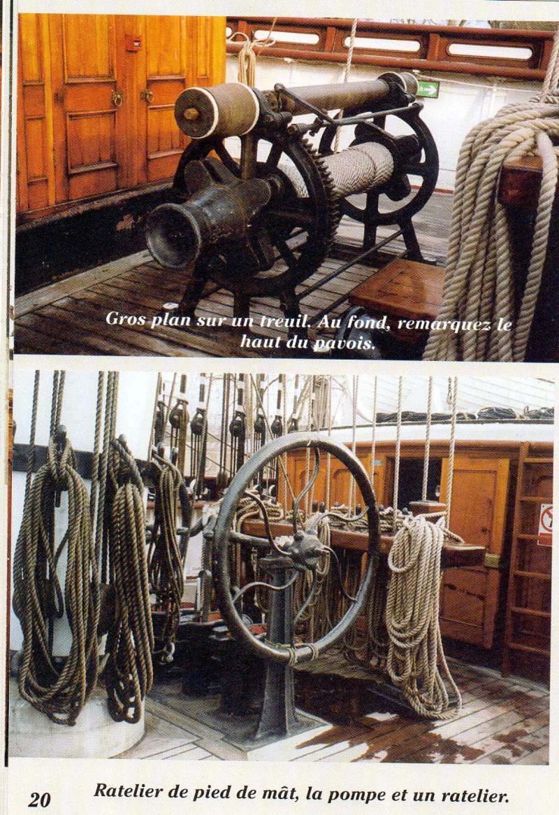 Cutty Sark    échelle 1/90 - Page 5 Img36410