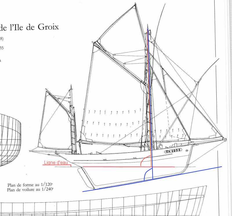 USS Enterprise Maryland 1799 (Constructo 1/51°) de papy piquet - Page 3 Img38710