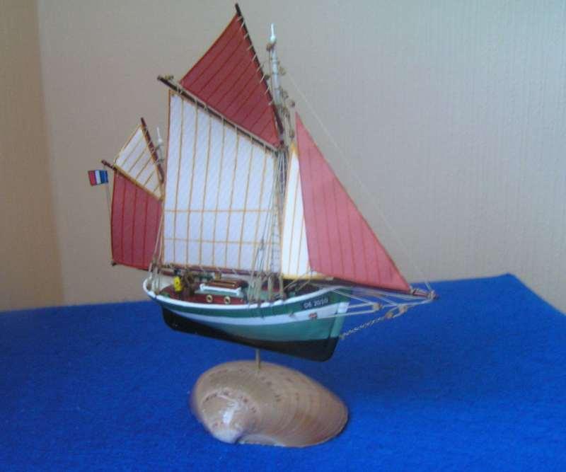 LE VIEUX COPAIN thonier bateau moule Vcop410