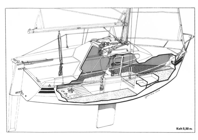 aménagement intérieur Kelt-510