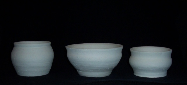 First fired pieces 00510
