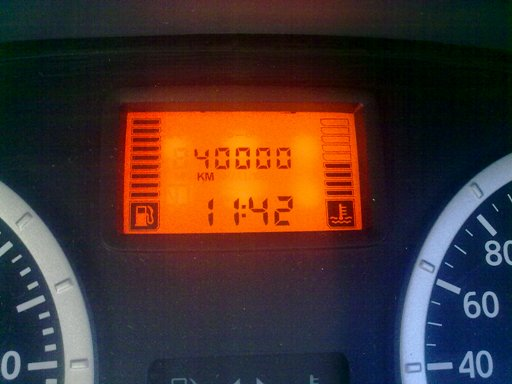 How many Kilometers has ur LOGAN travelled? - Page 6 05012010