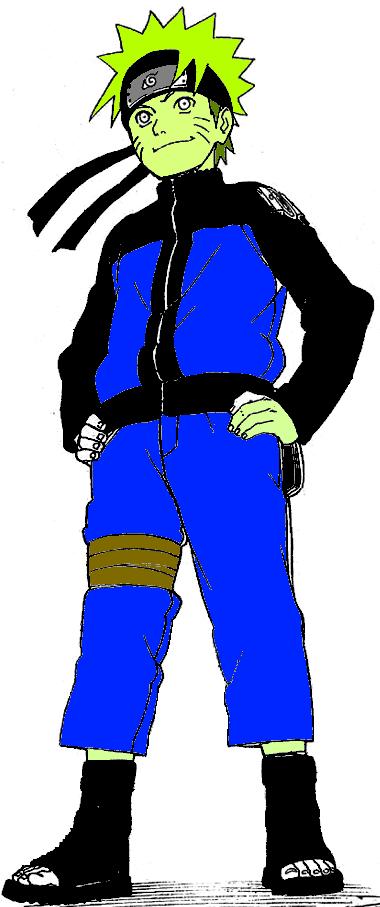 Zeichnen.. Naruto11
