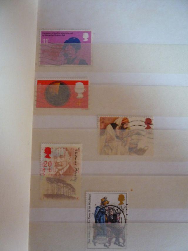 Wer kann mir helfen?  Brauchbare Briefmarken? 1_seit15