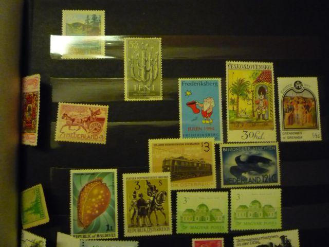 Wer kann mir helfen?  Brauchbare Briefmarken? 20_sei12