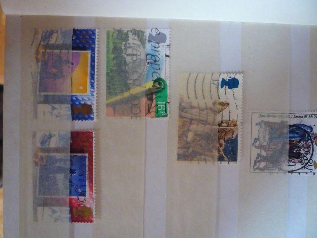 Wer kann mir helfen?  Brauchbare Briefmarken? 2_seit17