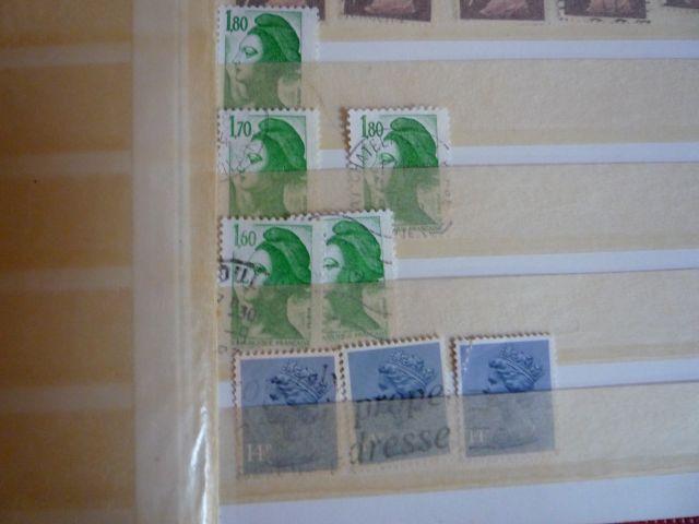 Wer kann mir helfen?  Brauchbare Briefmarken? 2_seit19
