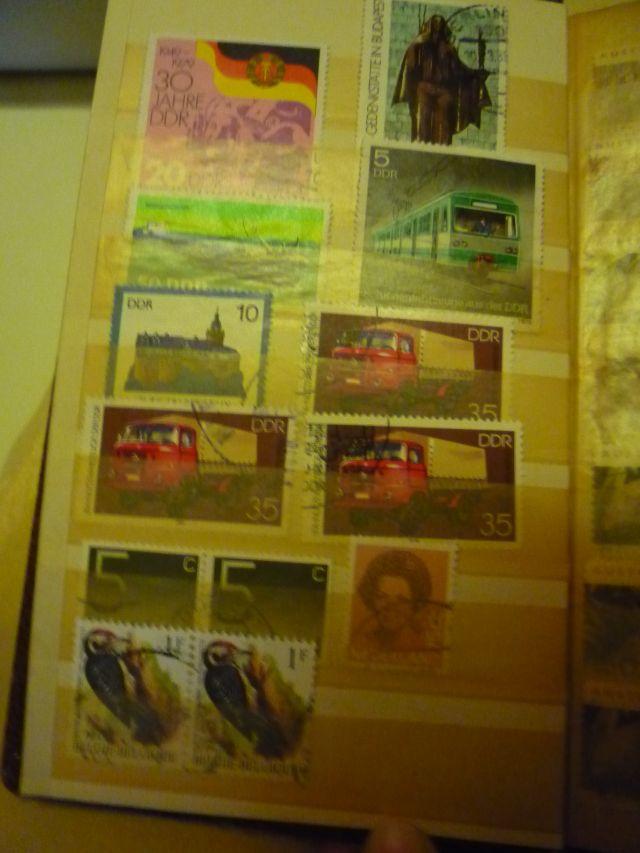 Wer kann mir helfen?  Brauchbare Briefmarken? 2_seit25