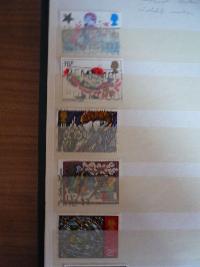 Wer kann mir helfen?  Brauchbare Briefmarken? 3_seit16