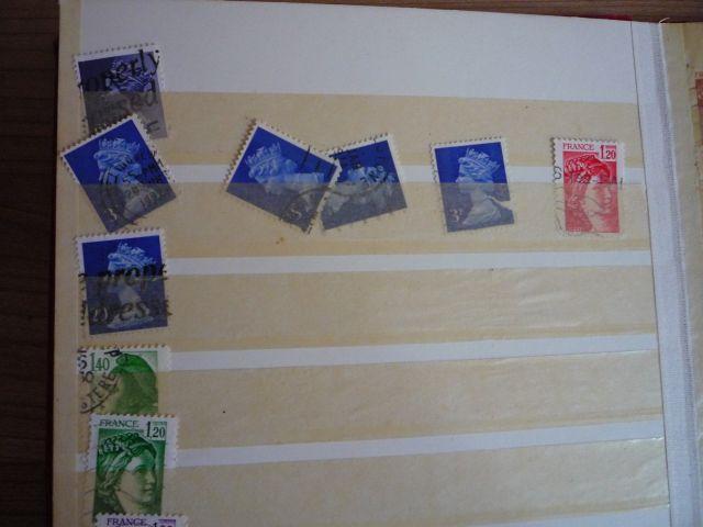 Wer kann mir helfen?  Brauchbare Briefmarken? 3_seit18
