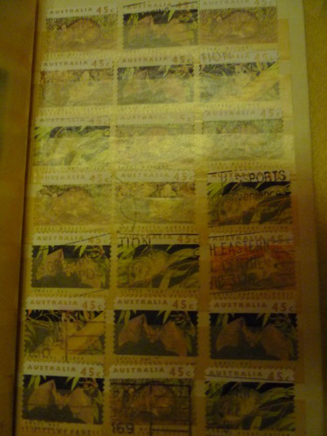 Wer kann mir helfen?  Brauchbare Briefmarken? 3_seit23