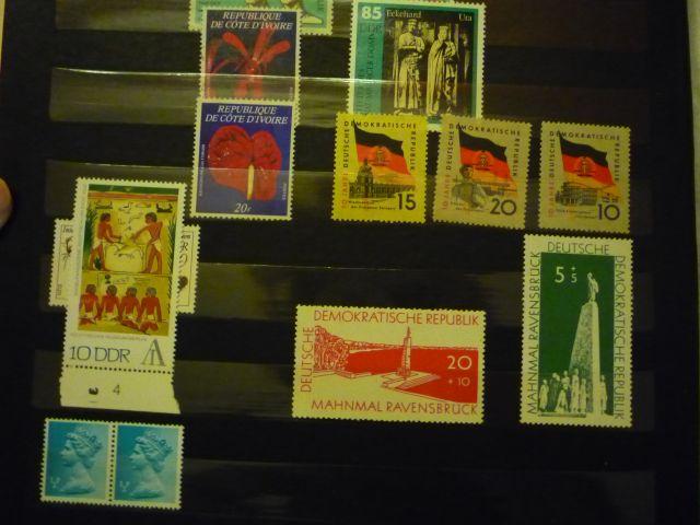 Wer kann mir helfen?  Brauchbare Briefmarken? 4_seit20