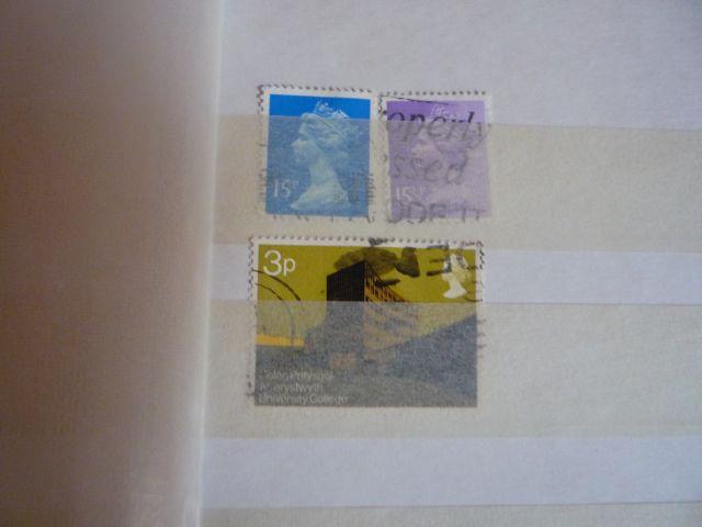 Wer kann mir helfen?  Brauchbare Briefmarken? 5_seit14