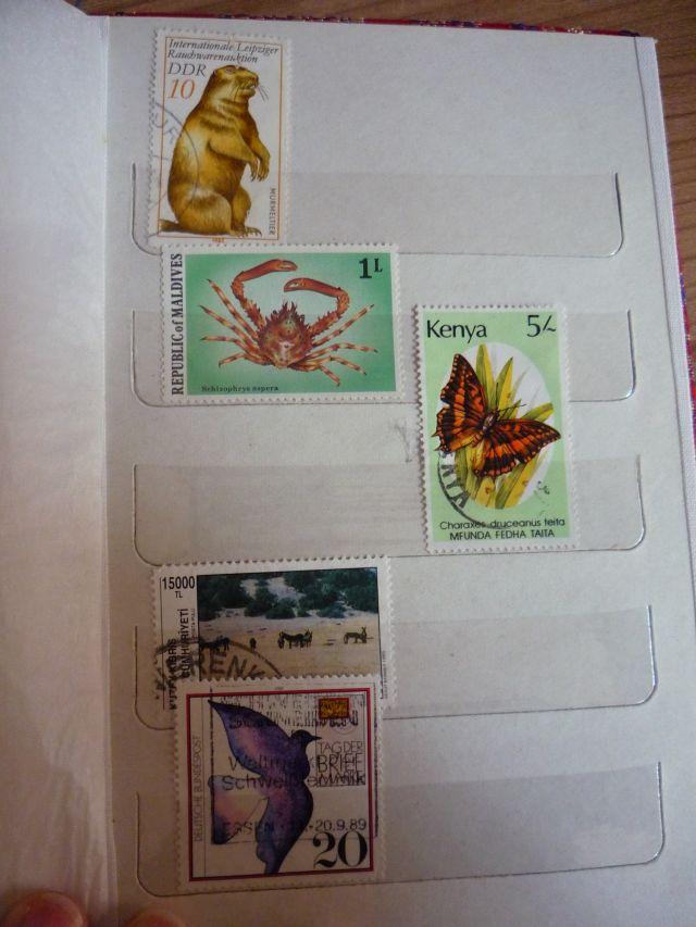 Wer kann mir helfen?  Brauchbare Briefmarken? 5_seit15