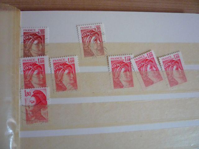 Wer kann mir helfen?  Brauchbare Briefmarken? 5_seit16
