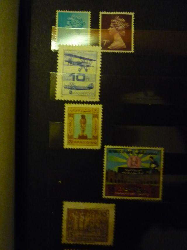 Wer kann mir helfen?  Brauchbare Briefmarken? 9_seit17