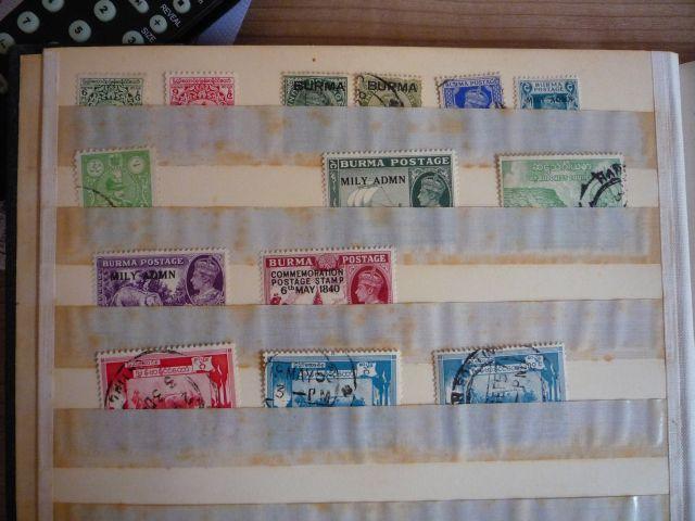 Wer kann mir helfen?  Brauchbare Briefmarken? Seite_22