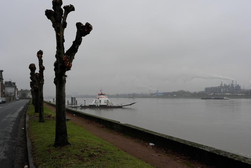 Photographie : L'estuaire de la Seine : QUILLEBEUF-SUR-SEINE Quille11