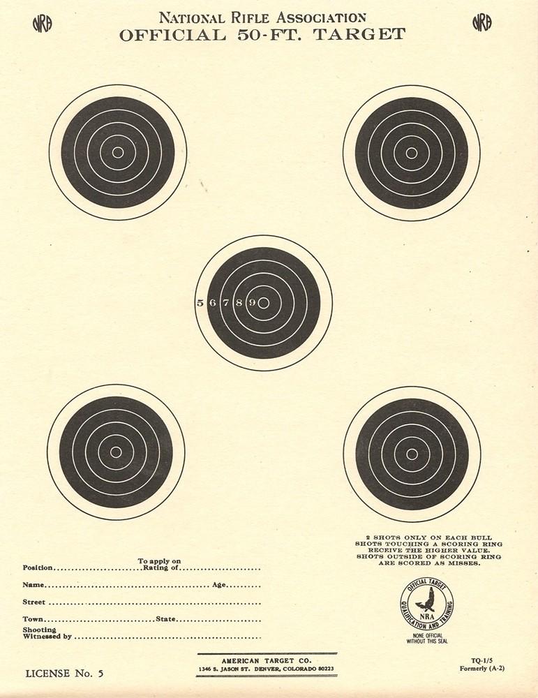 US Small Bore (22lr) History : Remington: 513 T, Mod 37, 40x  VS  Winchester 75, 52 - Page 2 Kgrhqn10