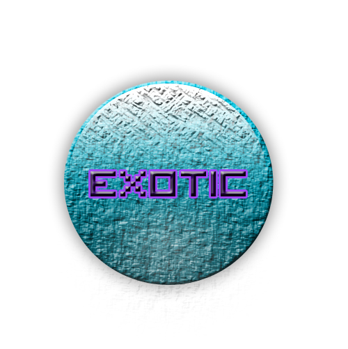 Just some  things I made a while back Exotic10